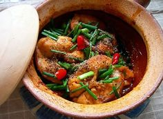 Vietnamese Salmon.   Ca kho to