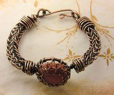 Viking Knitting Jewelry Designs | ... Viking Knit Antiqued Copper Jewelry | Jewelry_in_Harmony - Jewelry on