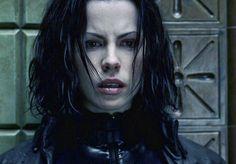 "Kate Beckinsale en ""Underworld"", 2003"