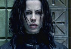 "Kate Beckinsale en ""Underworld"", 2003"