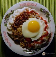 Re-Review: Indomie Mi Goreng Fried Noodles - The Ramen Rater
