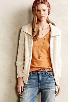 Colby Boucle Jacket Anthropologie