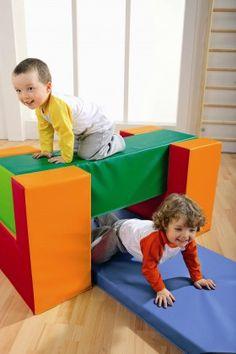 Great stuff for a sensory room, Climb & Balance