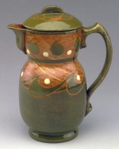 Alfred William (Willy) Finch Designer Iris Factory Maker, Porvoo, Finland early 1900s