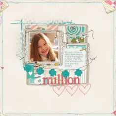 millionlovehearts    (Chrissy using Worn Pages Layered from Designer Digitals)
