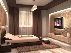 Interior Design Ideas, Textures and Colors for Men and Women