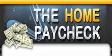Make your own luck! Earn money from having a job at home! Make money online today! Find out more by visiting http://www.thehomepaycheck.com
