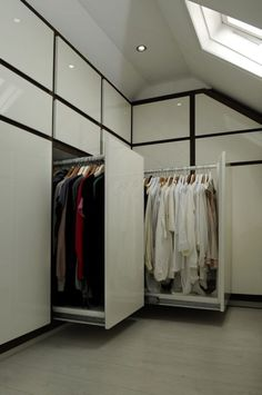 52 Popular Wardrobe Design Ideas In Your Bedroom. The most essential and important aspect of your bedroom includes your bed and bedroom wardrobe. Wardrobes give you extra storage capacity in your room. Bedroom Cupboard Designs, Bedroom Cupboards, Wardrobe Design Bedroom, Bedroom Wardrobe, Wardrobe Closet, Modern Wardrobe, Master Closet, Home Room Design, Home Interior Design