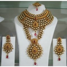 Royal designer ethnic collection 8 pcs  bridalset