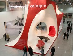 Zaha Hadid: ideal house - imm cologne 2007