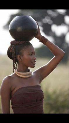 Aquarius woman water bearer