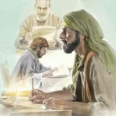Bible writers