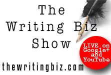 The Writing Biz video show and podcast helps writers manage and grow their business. http://thewritingbiz.com #writing #selfpublishing #podcasts