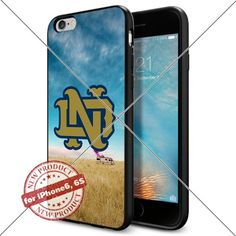 WADE CASE Notre Dame Fighting Irish Logo NCAA Cool Apple iPhone6 6S Case #1415 Black Smartphone Case Cover Collector TPU Rubber [Breaking Bad] WADE CASE http://www.amazon.com/dp/B017J7HHO8/ref=cm_sw_r_pi_dp_8kxxwb1CXJ1T7