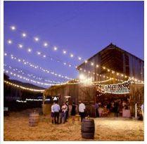 dream barn yard wedding