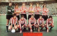 EQUIPOS DE FÚTBOL: ATHLETIC BILBAO 1975-76
