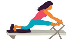 Pilates Exercises for the Abdominal Muscles