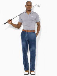 Striped Greens Pant - Classic  Chinos - RalphLauren.com