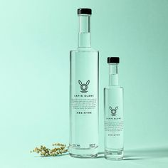 Creative Agency: Funs Kurstjens  Project Type: Produced, Commercial Work  Location: Cologne, Germany  Packaging Contents: Absinthe   Lapin...