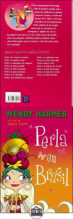 Perla En Brasil WENDY/TAYLOR, GYPSY HARMER ✿ Libros infantiles y juveniles - (De 0 a 3 años) ✿