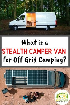 What is a Stealth Camper Van for Camping Off Grid? Learn what classifies a camper van as stealth and how to build a stealth camper van for off grid camping. Truck Bed Camping, Rv Camping Tips, Kayak Camping, Outdoor Camping, Backpacking Meals, Camping Hammock, Ultralight Backpacking, Hiking Tips, Hiking Gear