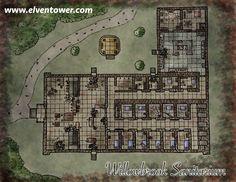 Map 29 – Willowbrook Sanitarium