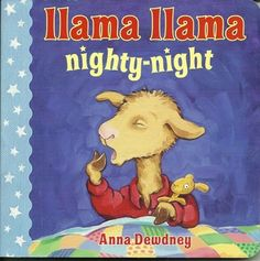 What's the best part of bedtime? Stories with Mama! Before cuddling, Llama Llama must splish and splash in the tub, then put his red pajamas on.