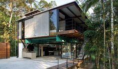 Tropical Minimalist Home Design