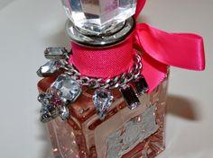 Juicy Couture Couture La La Eau de Parfum - gorgeous bottle, yummy scent.  WIN.