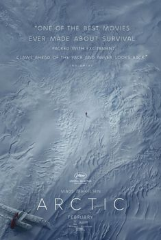 Trailer, clips, featurette, images and posters for the survival drama ARCTIC starring Mads Mikkelsen. New Movies 2018, New Movies To Watch, Good Movies, Movies Online, Mads Mikkelsen, Hindi Movies, Disney Pixar, Admirateur Secret, Cannes