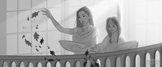 """Disney's """"Princess Academy"""": An Amazing Animated Short That Never Was - BuzzFeed Mobile"""