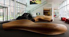 Matthias Pliessnig's Gorgeous Bentwood Benches are Growing - Core77
