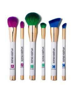 Sonia Kashuk Small Brush Set                                                                                                                                                                                 Plus