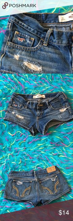 BUNDLES 20% OFF•MAKE OFFER• Hollister Shorts• Great used condition. Please ask any questions you may have before buying! ❤️ Hollister Shorts
