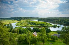 Lithuanian National Parks | The Five National Parks Of Lithuania - WorldAtlas.com