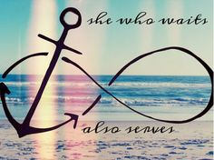 I love my sailor and the life I've been given!