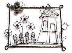 ☺ CHALÚPKA ☺  by drotik - SAShE.sk - Handmade Dekorácie