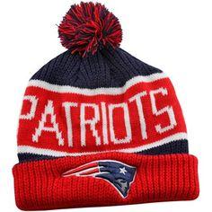 New England Patriots Calgary Cuffed Knit Hat - Red/Navy Blue http://www.fanatics.com/NFL_New_England_Patriots/New_England_Patriots_Calgary_Cuffed_Knit_Hat_-_Red_Navy_Blue/partnerID/1859