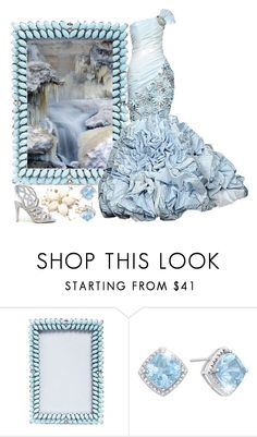 """""""Soft soft blue"""" by whiteflower7 ❤ liked on Polyvore featuring Lane Crawford, Qupid, Georges Hobeika, women's clothing, women's fashion, women, female, woman, misses and juniors"""