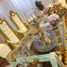 Soweto, South Africa wedding décor ideas. Pink And Gold Wedding, Gold Wedding Decorations, Décor Ideas, Event Decor, South Africa, Crown, Events, Jewelry, Happenings