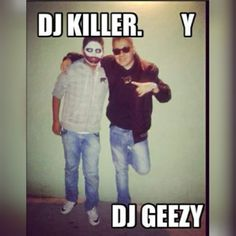 Here with @dj_killer21