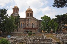 Cathédrale orthodoxe - Constanta - Roumanie