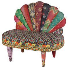 Kaya Accent Chair in Blue - Inspire Wanderlust on Joss & Main