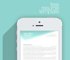 FREE Resume Templates - by ResumeWay - #resume, #resumetemplate, #free, #career, #resumeway