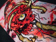 Thrash, Skulls & Death: The Art of Pushead — Dark Art & Craft