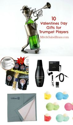 Top 10 Valentine's Day Gifts for Trumpet Players | MitchGabelBrass.com