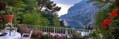 Villa Brunella Capri is one of my top ten favorite hotels to stay in...