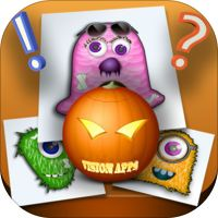 Qui est-ce personnage ? - Les Monstres d'Halloween par Clement Marty