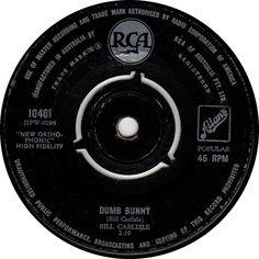 Dumb Bunny - Bill Carlisle