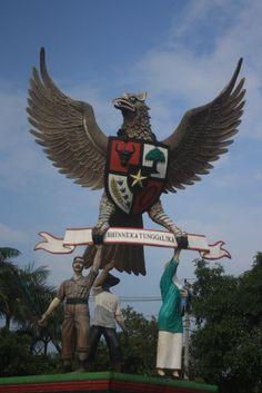 """""""Garuda""""  Picture by Aryo Widiyanto, Jalan Sriagung 234 Cepiring Kab Kendal Jawa Tengah Indonesia"""